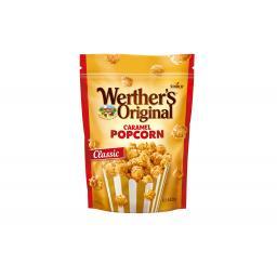 Сторк Вертерс карамельный попкорн ориджинал классик 140г.