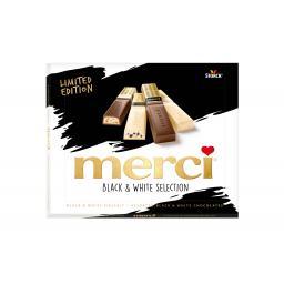 Pralinen Merci Finest Selection Black & White 240 g
