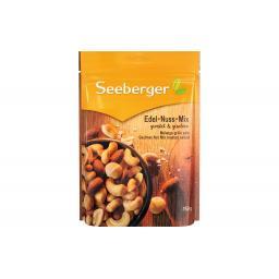 Сибергер Микс жареных солёных орехов 150г.