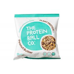 Зе Протеин Болл Ко Протеиновые шарики с арахисовым маслом 45г.
