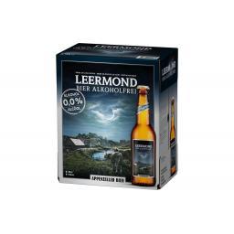 Bier Leermond 0.0% alkoholfrei 6 x 0.33 l