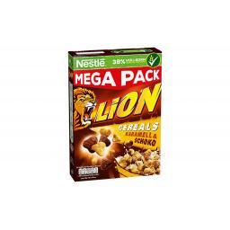 Lion Cerealien Karamell und Schoko 480 g