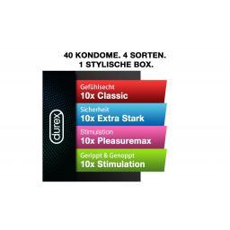 Kondome Surprise Me Blackbox 40 Stück