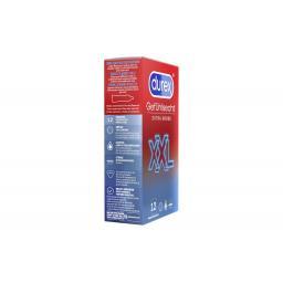 Kondome Gefühlsecht Extra Gross XXL 12 Stück