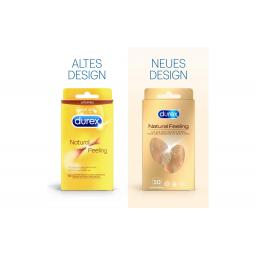 Kondome Natural Feeling latexfrei 10 Stück