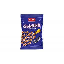 Кэмбли Солёное печенье Золотые Рыбки 160г.