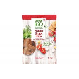 энерБИО Закусочные сухарики со вкусом пиццы 110г.