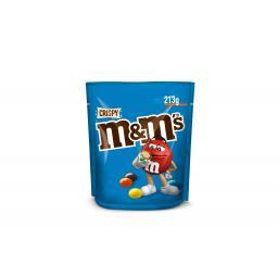Эм энд Эмс ЭмэндЭмс Хрустящий Шоколад 213г.