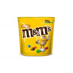 Эм энд Эмс ЭмэндЭмс Шоколадный Арахис 500г.