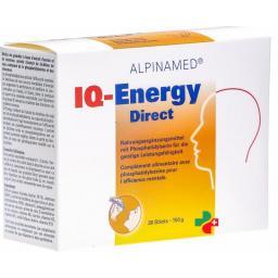 Alpinamed IQ Energy Direct Granulat 30 x 5 g