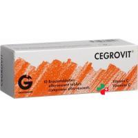 Кегровит 1 грамм 10 шипучих таблеток