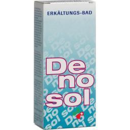 Денозол для ванн от простуды 100 мл
