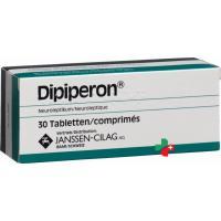 Дипиперон 30 таблеток
