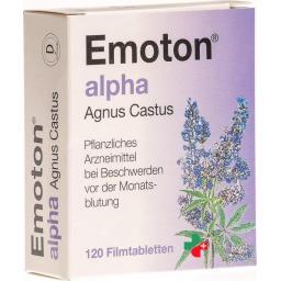 Эмотон АльфаАгнусКастус 120 таблеток покрытых оболочкой