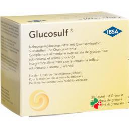 Glucosulf 750 mg 30 Beutel