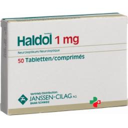 Галдол 1 мг 50 таблеток