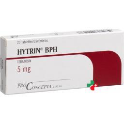 ХитринБПХ 5 мг 20 таблеток