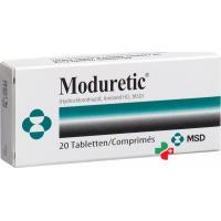 Модуретик 5/50 20 таблеток