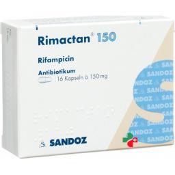 Римактан 150 мг 16 капсул