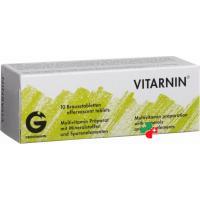 Витарнин 10 шипучих таблеток