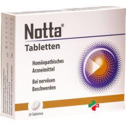 Нотта 24 таблетки