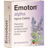 Эмотон АльфаАгнусКастус 60 таблеток покрытых оболочкой