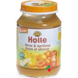 Holle Birne Aprikose 190 g