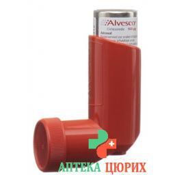 Альвеско дозирующий ингалятор 160 мкг 120 доз