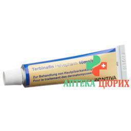 Тербинафин Хельвефарм 1% 15 грамм крем
