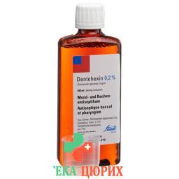Дентогексин раствор 200 мл