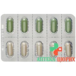 БургерштейнКожа 30 таблеток + 30 капсул