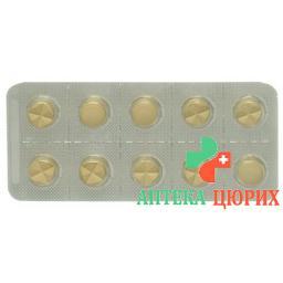 Кветиапин Сандоз 100 мг 100 таблеток покрытых оболочкой