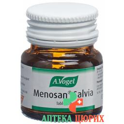 А. Фогель Меносан Сальвия 30 таблеток