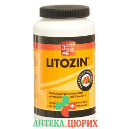Litozin в капсулах Hagebutten & Vitamin C 120 штук