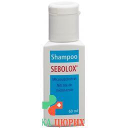 Себолокс шампунь 60 мл