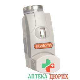 Флутиформ ингалятор 250/10 120 доз