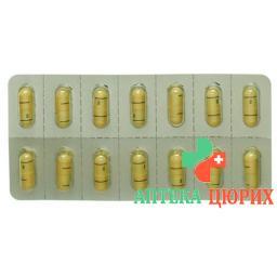 Прегабалин Мефа 50 мг 14 капсул