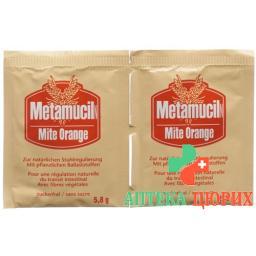 МетамуцилН Мите порошок Апельсин 30 пакетиков