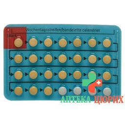 Мирелль 28 таблеток покрытых оболочкой