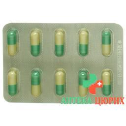 Флуоксетин Хелвефарм 20 мг 30 капсул