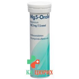 MG5 Oraleff 60 Brausetablets