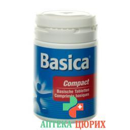 Базика Компакт минеральные соли 120 таблеток