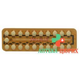 Ясмин 3 x 21 таблетке покрытых оболочкой
