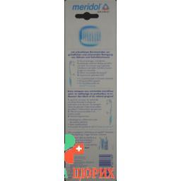 Meridol зубная щётка Sanft Duo