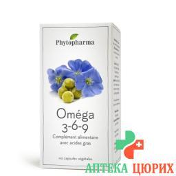 Фитофарма Омега-3-6-9 110 капсул