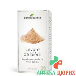 Фитофарма Пивные дрожжи 100 капсул