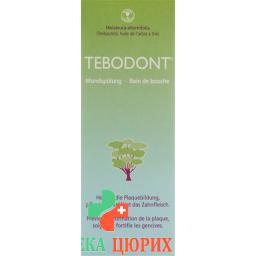 Тебодонт ополаскиватель для полости рта 400 мл