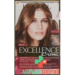Excellence крем Triple Prot 7 Blond
