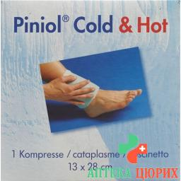 Пиниол Колд / Хот компресс 13 см x 28 см