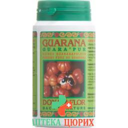 Guarana Dona Flor Pur в капсулах 100 штук